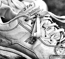 Worn Out Shoes by James Iorfida