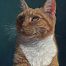 Kitty by artbyakiko