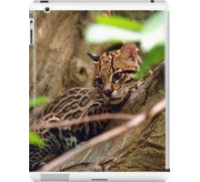 Ocelot Jungle iPad Case/Skin