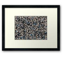 Lorne Splatter #6 Framed Print