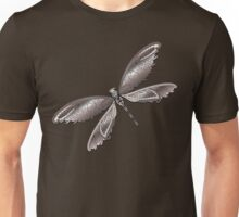 Dragonfly Lace Unisex T-Shirt