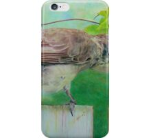 """""""Dining Out"""" iPhone Case/Skin"""