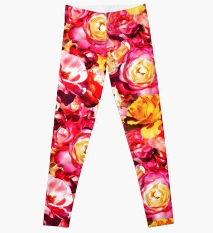 Roses 4 Leggings