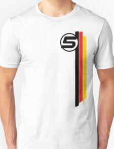 Vettel 5 - Helmet design T-Shirt