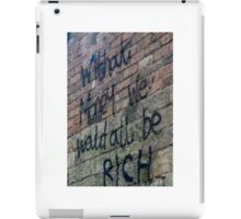 Richness iPad Case/Skin