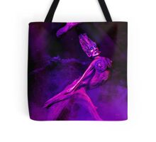Madonna of the Wood Tote Bag