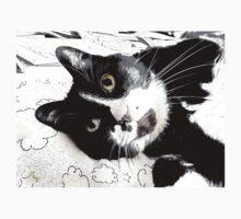 Henry, the Tuxedo Cat T-Shirt