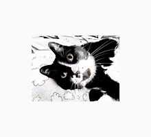 Henry, the Tuxedo Cat Unisex T-Shirt