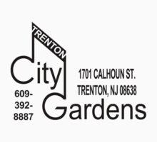 City Gardens - Punk Card Tee Shirt (v 2.0) T-Shirt