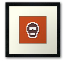 Retro Spy Framed Print