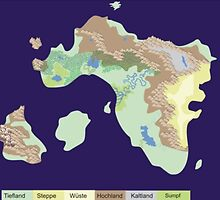 Tintenkleks-Karte by machandel2