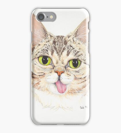 Lil Bub iPhone Case/Skin