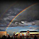Brooklyn Rainbow by Raven Adams