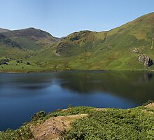 Crummock Water by eddiej