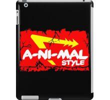 Animal Style iPad Case/Skin