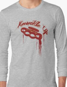 KNUCKLE UP Long Sleeve T-Shirt