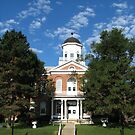 Lincoln County Court House by Brad Sumner