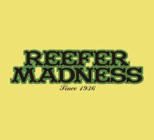 REEFER MADNESS by bluebaby