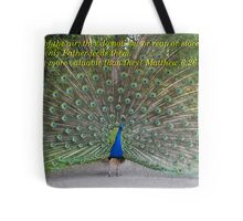 Consider the Birds Tote Bag