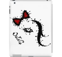 OoLaLa Ink iPad Case/Skin