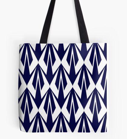 Kimi Raikkonen - Insignia Pattern (white) Tote Bag