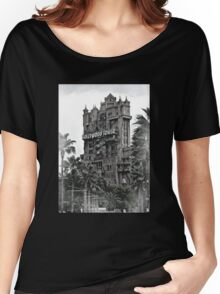 Tower of Terror Women's Relaxed Fit T-Shirt