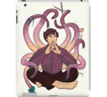 Tentacle Doll iPad Case/Skin
