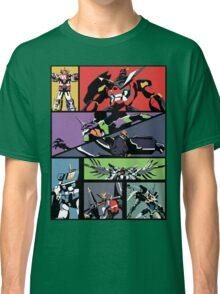 Super Robots Classic T-Shirt