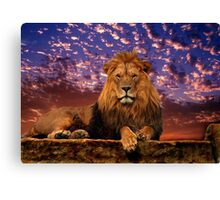 The Great One Canvas Print