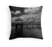 North Hatley Throw Pillow