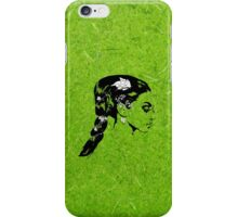 Lady of the Vine iPhone Case/Skin