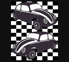 Chequered Flag VW Beetles Unisex T-Shirt