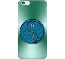 Pisces & Rat Yang Water iPhone Case/Skin
