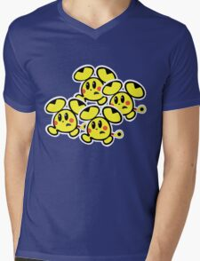 Pikachu Chu Rocket Mens V-Neck T-Shirt