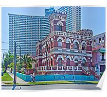 Past & Present in Habana Vedado Poster