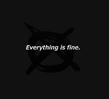 Everything is Fine by Hannah Thayer