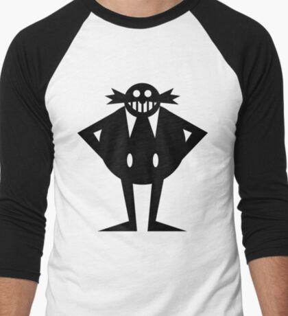 Deco Robotnik Men's Baseball ¾ T-Shirt