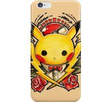 Pikachu Flash  iPhone Case/Skin
