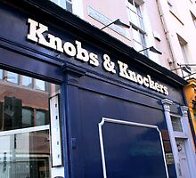 knobs and knockers by Kent Tisher