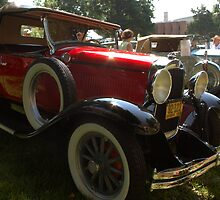1929 Willys-Overland Whippet Model 96A by TeeMack
