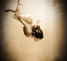 dive little girl by brentmail
