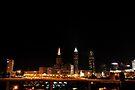 Cleveland Ohio Skyline II by PJS15204