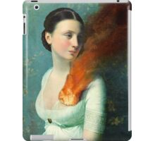 Portrait of a heart iPad Case/Skin