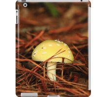 Toad Stool iPad Case/Skin