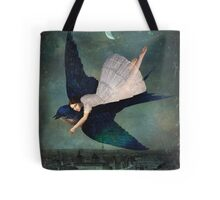 fly me to paris Tote Bag