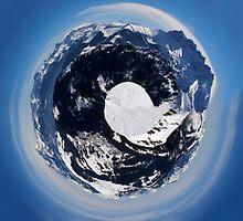 Alps Mini-World by Chris Parker