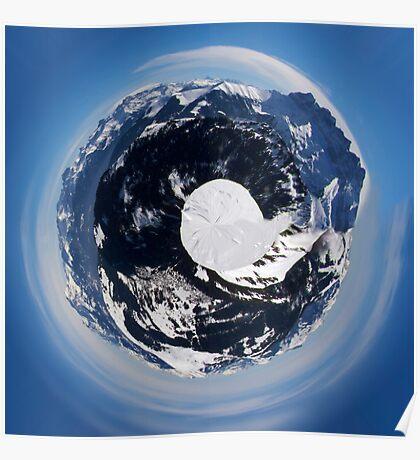 Alps Mini-World Poster