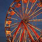 the big wheel by Melanie Dogan