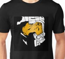 Shattered Master Chief Unisex T-Shirt