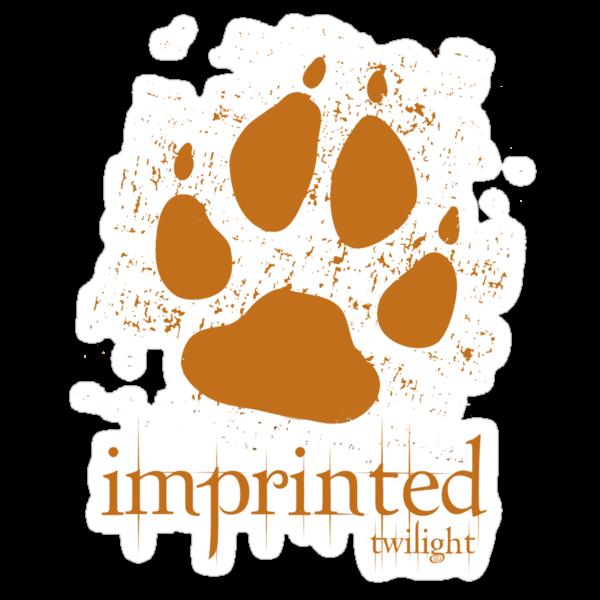 Imprinted Werewolf Twilight T-Shirt by fifilaroach